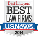 "Wilentz Listed in U.S. News - Best Lawyers 2014 ""Best Law Firms"" Rankings"