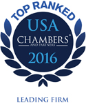 Chambers USA Recognizes 14 Wilentz Attorneys and 5 Firm Practice Areas