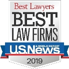 "Wilentz Ranked Among 2019 ""Best Law Firms"" in 45 Practice Areas by U.S. News – Best Lawyers"